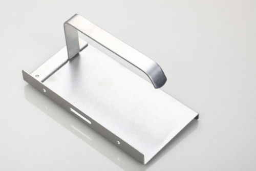 Rvs wc rolhouder met handig telefoon tafeltje badkamer for Accessoires wc